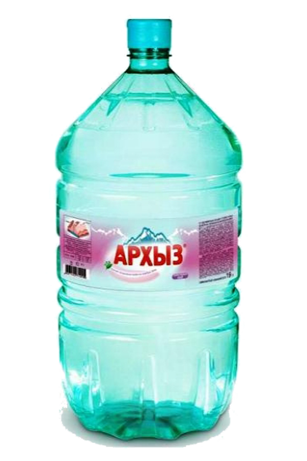 Горная вода «Архыз»