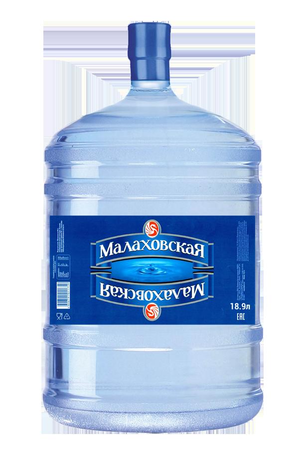 Питьевая артезианская вода «Малаховская»
