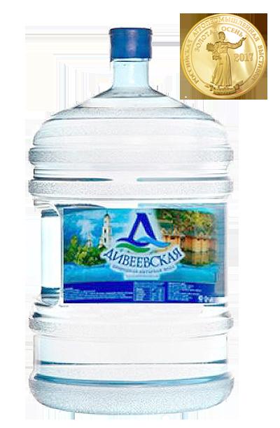 Природная вода Дивеевская